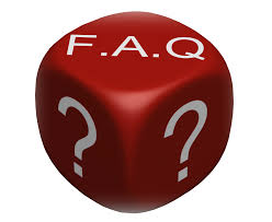 The missing FAQs