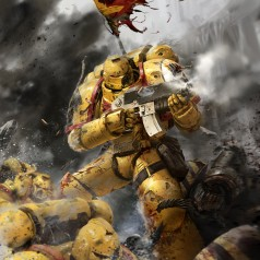 Tutorial – Imperial Fists painting guide